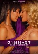 The Gymnast - German Movie Poster (xs thumbnail)