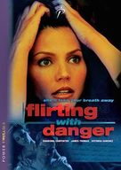 Flirting with Danger - Canadian Movie Poster (xs thumbnail)