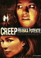Creep - German Movie Poster (xs thumbnail)