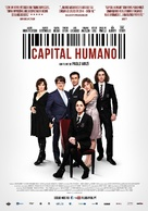 Il capitale umano - Portuguese Movie Poster (xs thumbnail)