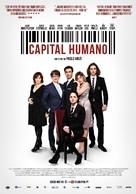 Il capitale umano - Portuguese Movie Poster (xs thumbnail)