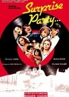 Surprise Party - French DVD cover (xs thumbnail)