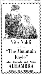 The Mountain Eagle - poster (xs thumbnail)