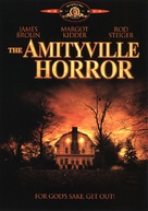 The Amityville Horror - DVD movie cover (xs thumbnail)