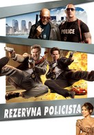 The Other Guys - Slovenian Movie Poster (xs thumbnail)