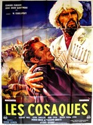 I cosacchi - French Movie Poster (xs thumbnail)