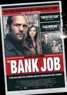 The Bank Job - Norwegian Movie Poster (xs thumbnail)