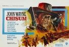 Chisum - Belgian Movie Poster (xs thumbnail)