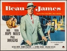 Beau James - British Movie Poster (xs thumbnail)