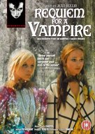 Vierges et vampires - British DVD cover (xs thumbnail)