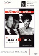 Dr. Jekyll and Mr. Hyde - Russian DVD cover (xs thumbnail)