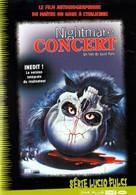 Un gatto nel cervello - French DVD movie cover (xs thumbnail)