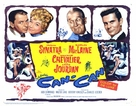 Can-Can - Movie Poster (xs thumbnail)