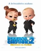 The Boss Baby: Family Business - Brazilian Movie Poster (xs thumbnail)