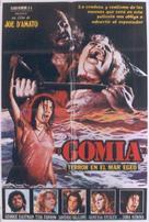 Antropophagus - Spanish Movie Poster (xs thumbnail)