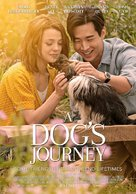 A Dog's Journey - Indonesian Movie Poster (xs thumbnail)