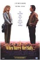 When Harry Met Sally... - Video release poster (xs thumbnail)