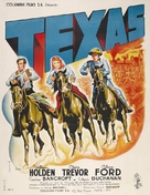Texas - French Movie Poster (xs thumbnail)