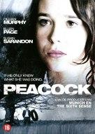 Peacock - Dutch DVD cover (xs thumbnail)