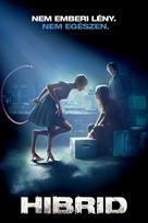 Splice - Hungarian Movie Poster (xs thumbnail)