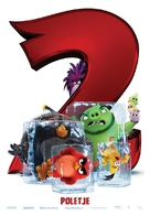 The Angry Birds Movie 2 - Slovenian Movie Poster (xs thumbnail)