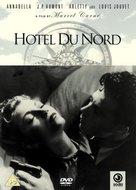 Hôtel du Nord - British DVD movie cover (xs thumbnail)