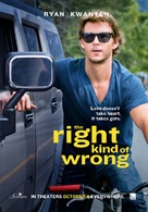 The Right Kind of Wrong - Canadian Movie Poster (xs thumbnail)
