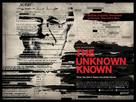 The Unknown Known - British Movie Poster (xs thumbnail)