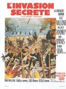 The Secret Invasion - French Movie Poster (xs thumbnail)