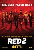RED 2 - Canadian Movie Poster (xs thumbnail)