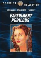 Experiment Perilous - DVD cover (xs thumbnail)