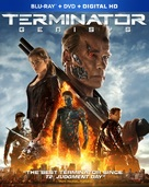 Terminator Genisys - Blu-Ray cover (xs thumbnail)