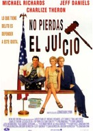 Trial And Error - Spanish VHS movie cover (xs thumbnail)