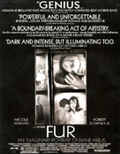 Fur: An Imaginary Portrait of Diane Arbus - Movie Poster (xs thumbnail)