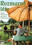 Rozmarné léto - Czech DVD cover (xs thumbnail)