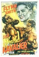 Gentleman Jim - German Movie Poster (xs thumbnail)