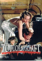The Lady Vanishes - German DVD movie cover (xs thumbnail)