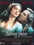 Quills - Polish Movie Poster (xs thumbnail)