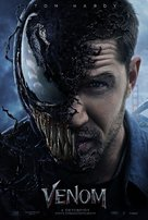 Venom - Greek Movie Poster (xs thumbnail)