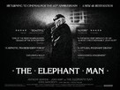 The Elephant Man - British Movie Poster (xs thumbnail)