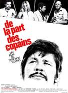 De la part des copains - French Movie Poster (xs thumbnail)