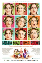Minha Mãe é uma Peça - Brazilian Movie Poster (xs thumbnail)
