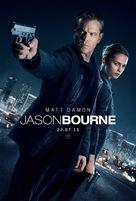 Jason Bourne - Philippine Movie Poster (xs thumbnail)