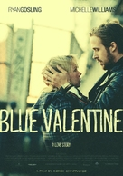Blue Valentine - Movie Poster (xs thumbnail)