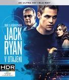 Jack Ryan: Shadow Recruit - Czech Movie Cover (xs thumbnail)