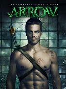"""Arrow"" - DVD movie cover (xs thumbnail)"