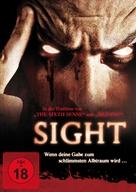 Sight - German DVD cover (xs thumbnail)