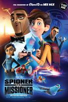 Spies in Disguise - Danish Movie Poster (xs thumbnail)