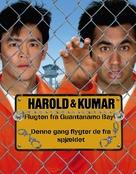 Harold & Kumar Escape from Guantanamo Bay - Danish poster (xs thumbnail)