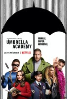 """""""The Umbrella Academy"""" - French Movie Poster (xs thumbnail)"""